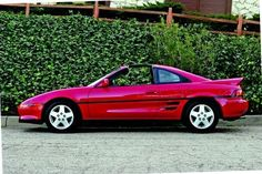toyota mr 2 turbo with t top