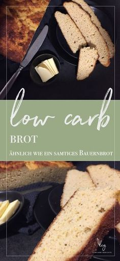 Backe noch heute dieses leckere low carb Brot. Einfach gemacht mit Zutaten aus dem Supermarkt. Ganz ohne Schnickschnack. Viel Spaß beim Backen.