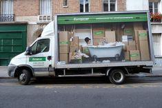 Europcar - Advertising on Trucks & Buses