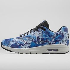 Baskets basses Nike Air Max Lunar1 Premium Pendleton iD