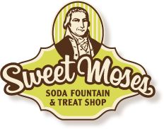Sweet Moses Soda Fountain & Treat Shop - in the heart of Cleveland's Gordon Square Arts District.