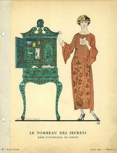1922  Gazette du Bon Ton