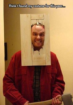 A Shining Example Of A Brilliant Costume