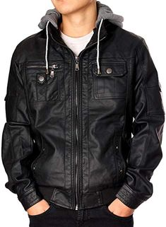 eace9fb75 RNZ PREMIUM Designer Faux Leather Jacket Review