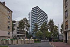 Transformation of Housing Block - Paris 17°, Tour Bois le Prêtre - Druot, Lacaton & Vassal