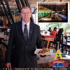 Ven a Angus Brangus Parrilla Bar y disfruta de exquisitas preparaciones de la gastronomía internacional, un servicio personalizado y un ambiente tranquilo y acogedor. Te esperamos!!!   Reservas: 2321632 - 310 7006602. www.angusbrangus.com.co Cra. 42 # 34 - 15 / Vía las Palmas.  #Medellín #AngusBrangus #RestaurantesMedellín #Medellínsísabe #quehacerenmedellín #gastronomia #recomendadosmedellín #dondecomerenmedellín #pescadosymariscos #mejoresrestaurantes #medellintown #medellincity…