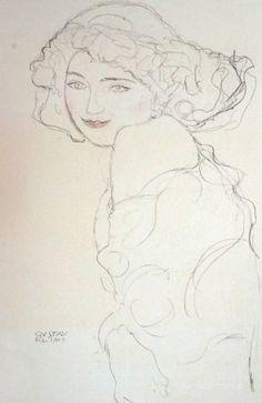 Gustav Klimt, 1907/08                                                                                                                                                      Mehr
