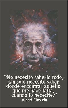 Cita de Einstein