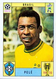 Pele -  World Cup 1970