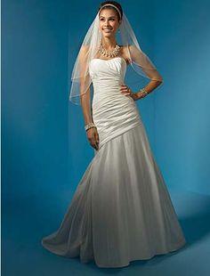 House of Brides - Wedding Dress $335