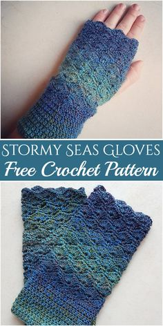 These crochet fingerless gloves patterns are useful for you while you have a cup of coffee or whatever you do. These keep warm your wrist even in snowfall. Crochet Fingerless Gloves Free Pattern, Crochet Mitts, Crochet Headband Pattern, Fingerless Gloves Knitted, Free Crochet, Crochet Patterns, Crochet Wrist Warmers, Tsumtsum, Crochet Accessories