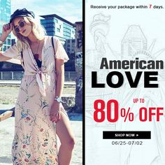 >>>>>American Love<<<<< ***********US ONLY*********** Enter: http://goo.gl/zJuBYN UP TO 80% OFF!!! Receive your package within 7 days. For buying 2 items or more.  Ends: July.2