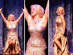 #Smash's Megan Hilty Channels Marilyn Monroe at Her Hottest with 'Diamonds Are a Girl's Best Friend'