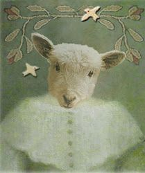 Darling little lamb