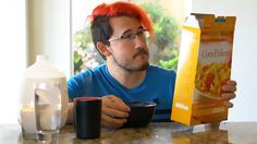 Markiplier Eats Breakfast and Ponders Life for 5 Minutes