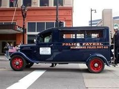 vintage police cars - Bing Images