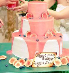 色も味も重要です!〔カラードリップ〕でケーキにかけるソースの種類9つ | marry[マリー]