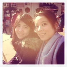 Original photo taken in London! What a great day!!!!!