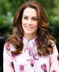Kate Middleton is blooming in new £428 designer dress - Press Association