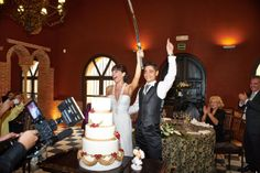 Corte de la tarta Cake, Palaces
