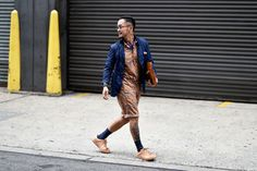 Seen At New York Fashion Week: Men's 2015