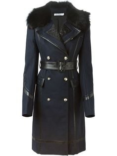 Shop Altuzarra lamb fur collar trench coat in Luisa World from the world's best independent boutiques at farfetch.com. Shop 300 boutiques at one address.
