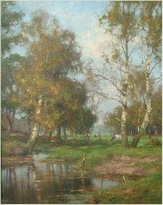 HOLTROP, schilderijen te koop aangeboden van Jan Holtrop