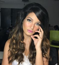 day with Watch out for this soon! Makeup by Hair by Sarah Lahbati, Filipina Beauty, Actresses, Selfie, Actors, Watch, Makeup, Instagram Posts, Hair