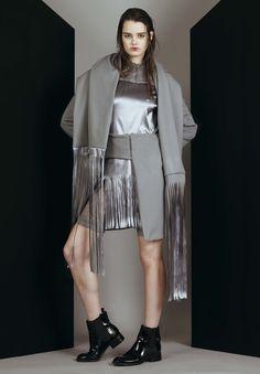 London Fashion Week London Fashion, Catwalk, Normcore, Leather Jacket, Jackets, Design, Style, Studded Leather Jacket, Down Jackets