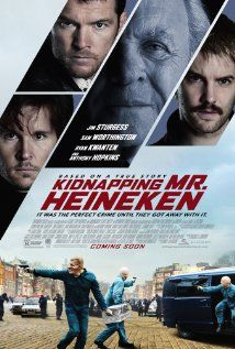 "Kidnapping Mr. Heineken (2015) Poster - ""Solid story and acting, decent crime thriller based on a true story. Enjoyed this."""