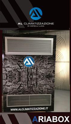 ARIABOX Sistema condizionamento in pompa di calore per grandi superfici industriali ed artigianali, spesso associate ad altezze interne tra i 4 m e 10 m con ampie superficie di lavoro. E' un impianto di climatizzazione e trattamento d'aria dedicato ad aziende di stampo commerciale ed industriale. RISCALDA - RINFRESCA - DEUMIDIFICA - DEPURA L'ARIA - PROFUMA L'AMBIENTE Recupero fiscale 65% www.alclimatizzazione.it — presso Al Climatizzazione Condizionatori a Brescia. Home Appliances, Environment, House Appliances, Appliances