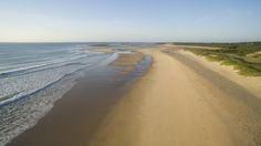 Amazing unspoiled beaches in Mozambique, a destination that definitely worth visiting once in a lifetime!