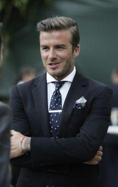 Style Icon - Beckham