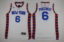 New York Knicks 6 Kristaps Porzingis jerseys New York Knicks b60a4fddf