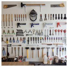 Arranged Tools