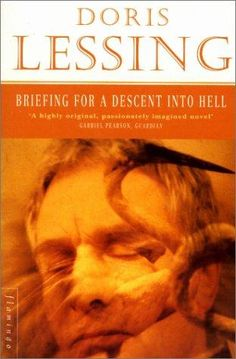 Briefing for a Descent Into Hell by Doris Lessing. I love Dorris Lessing's writing as I do Hermann Hesse's. Not all her books are stellar though but this one is exceptional. Take note of the title, it is not a summer romance, but it is visual, jarring and intriguing and a unique and mind expanding book.
