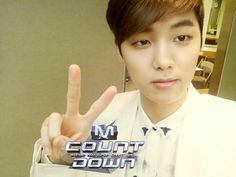 Kang Minhyuk   MCOUNTDOWN COMEBACK