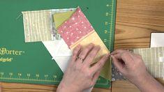 Sew Easy: Set-In Half Hexagon Seams