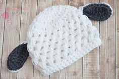 Free Pattern of Your Choice! (lamby hat or monkey hat)- The Stitchin' Mommy-Regular price $4.50-Hurry! Expires 6/9/14 at 11:59 EST
