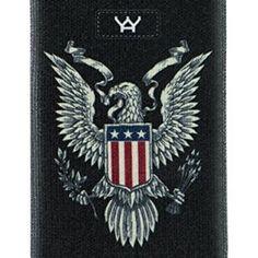 YaYwallet Men's Credit Card Holder, Minimalist Wallet, Coat of Arms Card Wallet, Card Case, Minimalist Wallet, Coat Of Arms, Card Holder, Black And White, Wallets, Organizers, Cases