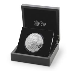 100th Ann. of the Birth of Dylan Thomas 2014 Alderney £5 Silver Proof Coin