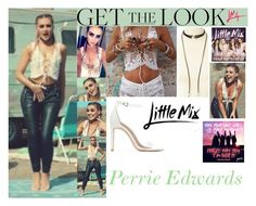 Perrie Edwards Little Mix Shout Out To My Ex Music Video October 2016