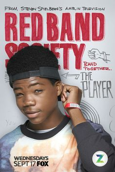 Photos - Red Band Society - Season 1 - Posters and Wallpapers - 2014 September - 005 Favorite Tv Shows, My Favorite Things, Red Band Society, Grey Anatomy Quotes, Young Americans, The Fault In Our Stars, Music Tv, Best Tv, Best Shows Ever