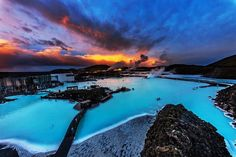 Looking for a relaxing #getaway? Visit #Iceland's famous #BlueLagoon!