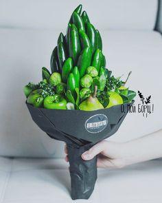 """ถูกใจ 136 คน, ความคิดเห็น 3 รายการ - Букеты из овощей и фруктов (@ohmyborsch) บน Instagram: """"❗️Стоп заказы на завтра - 23.02❗️ На завтрашний день приём заказов закрыт! Заранее сообщаем, что…"""""""