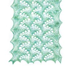 Ravelry: Dancing Waves pattern by Kieran Foley
