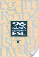 96 Games for Beginners in ESL. What we need as ESL novice teachers. English Grammar Games, Esl