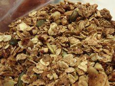 Mitten Kitchen: Granola (Moosewood)