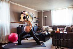 Felejtsd el a csillogó terhesfotókat! Ezek a képek megmutatják, milyen a terhesség a való életben