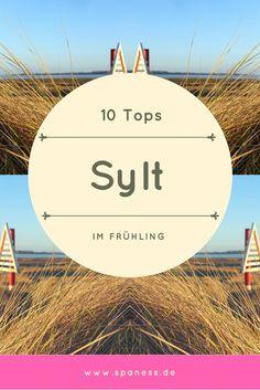 Sylt Urlaub - Sylt Travel - 10 Top Tipps für Sylt.